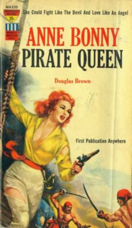 Pretty Book Cover Queen : Monarch books anne bonny pirate queen the true saga of