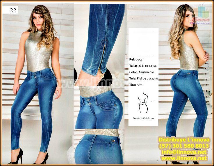 150526 - Ropa Casual para Dama / Jeans