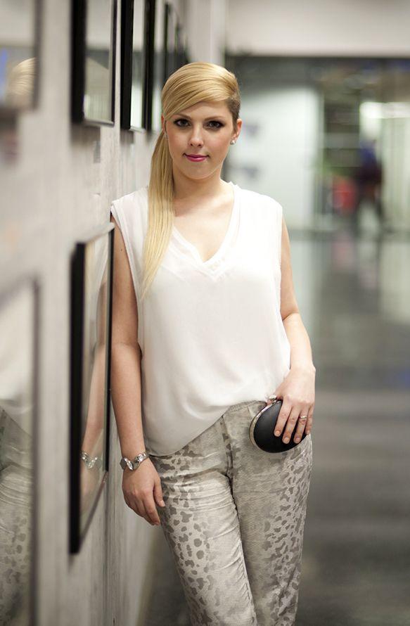Dnešní Makeup: Check Czech Fashion Show 2013 http://getthelouk.com/?p=2021