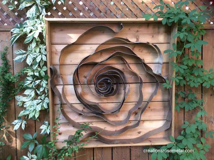 créations rose métal Extérieures - Créations Rose Métal