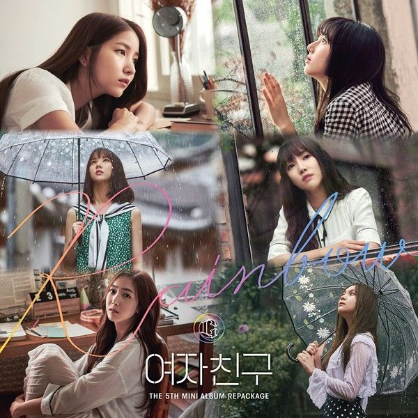 GFRIEND (여자친구) - SUMMER RAIN (여름비) [The 5th Mini Album Repackage `RAINBOW`]❤
