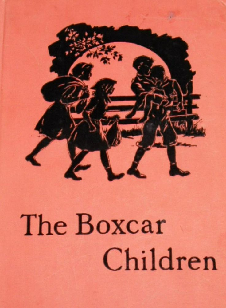 Girl Classics - The Boxcar Children #tbt