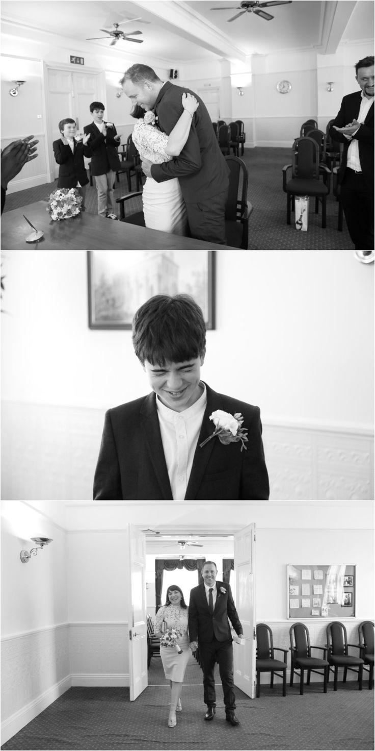 Ealing town hall elopement, London wedding photography