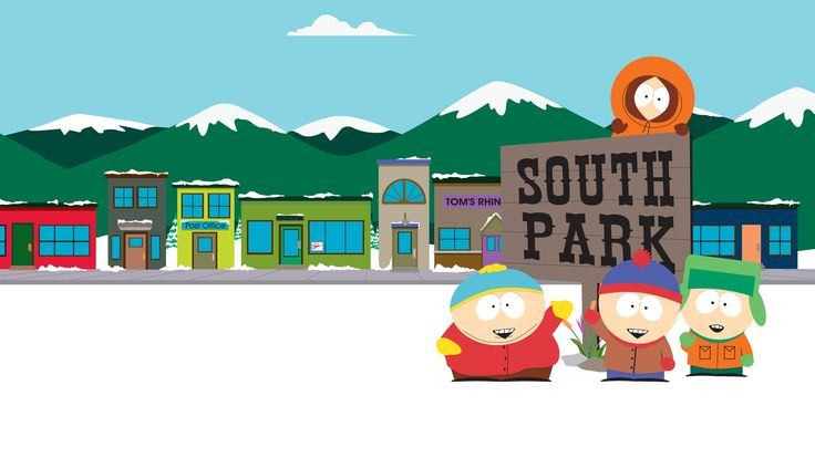 south park desktop nexus wallpaper 3840x2160