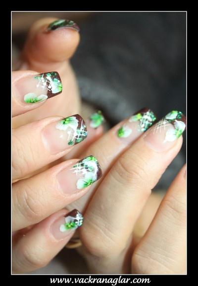 Vackra naglar i Sthlm!