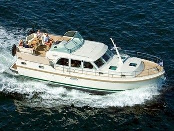 Great boat-awesome births- $5000/wk Linssen GS 40.9 AC (powerboat)