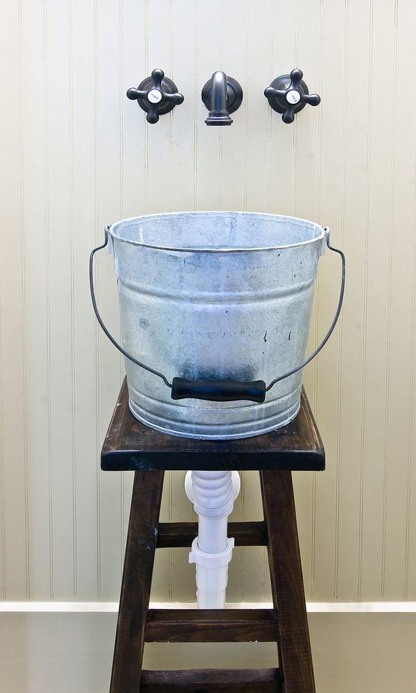 22 Best Galvanized Tub Sinks Images On Pinterest