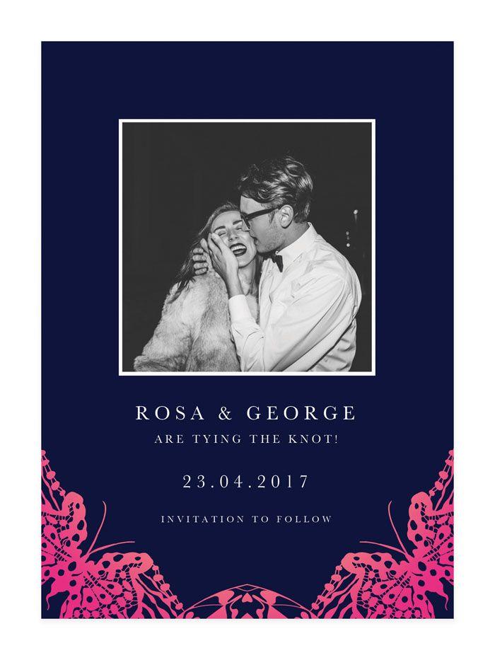 Papier launches Matthew Williamson wedding stationery | weddingsite.co.uk