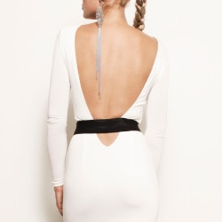 Open Back Style and Bra Solutions