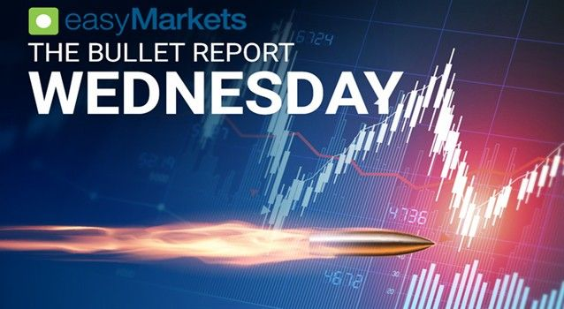 Crude Oil Inventories are just one of many financial data releases today - Check out the Mid Week Markets Bullet report on My Trading Buddy