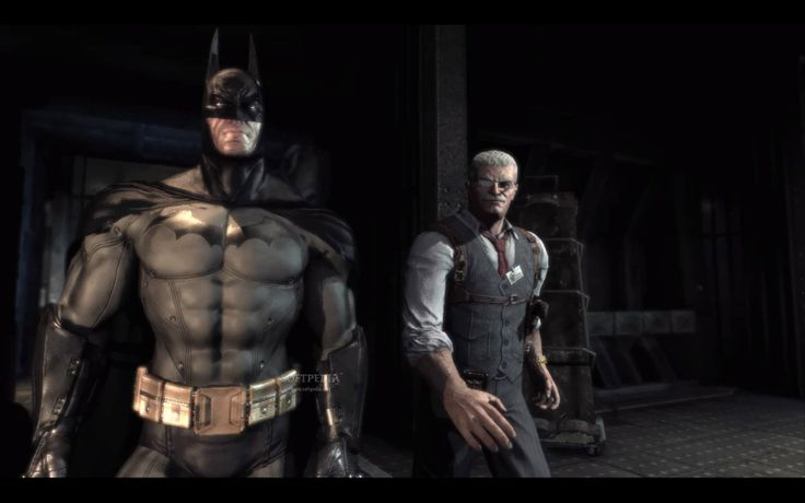 batman arkham asylum game batman photos | Thread: Who ...
