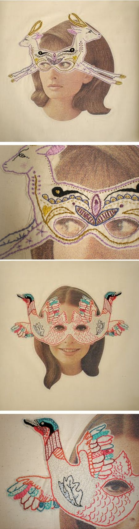 laura mckellar - embroidered art <3