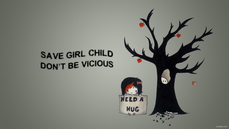 Save Girl Child | Ideas for Rangoli competition ...
