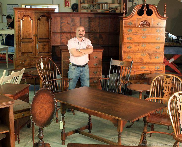Perfect D.R. Dimes U0026 Company LTD | Fine Museum Quality American Furniture | Boston  Design Guide