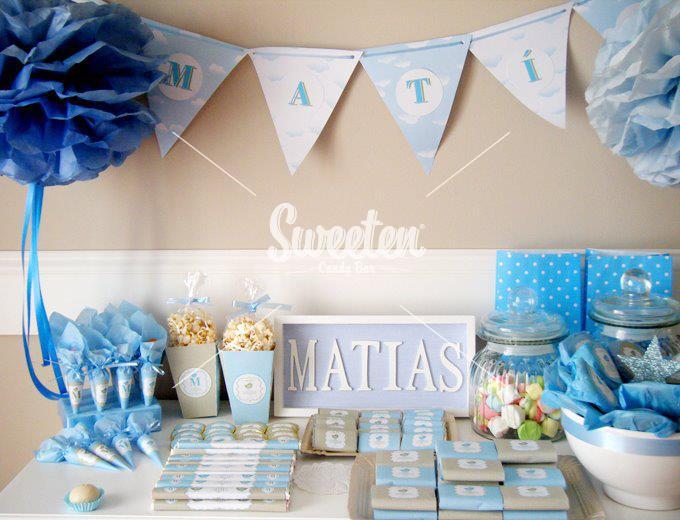 1000 ideas about decoracion bautismo varon on pinterest for Decoracion para bebe varon