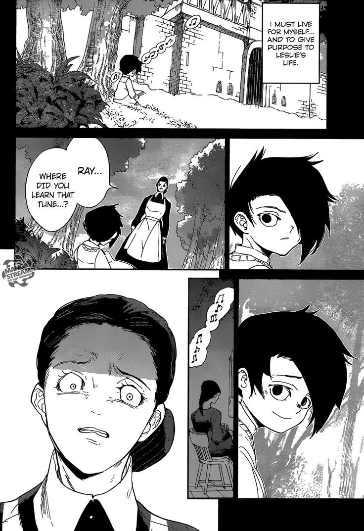 Read manga The Promised Neverland Chapter 037 online in high quality