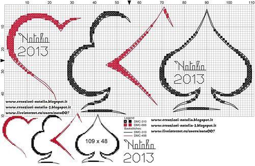 Creazioni-Natalia — «carte da gioco» на Яндекс.Фотках