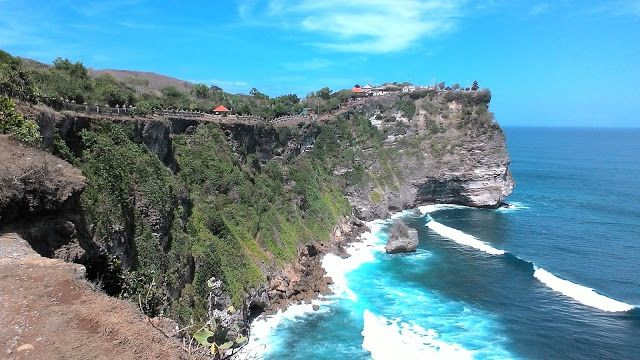Menuju ke Ujung Pulau Bali, Uluwatu | Rizaltaf.com | Life's for Sharing