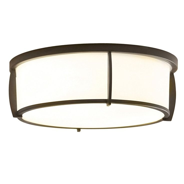 Pic On Lowe us Allen Roth Dark Oil Rubbed Bronze Flush Mount Flush Mount Ceiling Lights Weeding Through the Ugly To Find My Faves