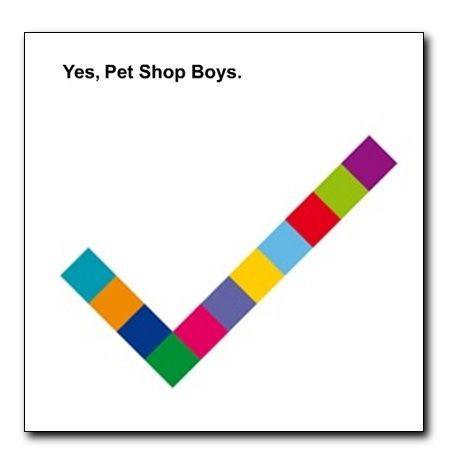 Peter Saville - Pet Shop Boys cover