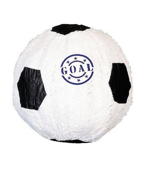 Pignatta a forma di pallone da calcio su VegaooParty, negozio di articoli per feste. Scopri il maggior catalogo di addobbi e decorazioni per feste del web,  sempre al miglior prezzo!
