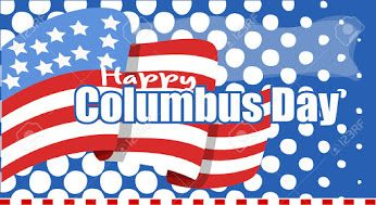 """HAPPY COLUMBUS DAY !! Columbus Day is a national holiday in many countries in the Americas and elsewhere which officially celebrates the anniversary of Christopher Columbus' arrival in the Americas on October 12, 1492. The landing is celebrated as """"Columbus Day"""" in the United States, as """"Día de la Raza"""" (""""Day of the Race"""") in many countries in Latin America and as """"Día de la Hispanidad"""" and """"Fiesta Nacional"""" in Spain, where it is also the religious festivity of la Virgen del Pilar…"""