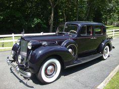 1938 V-12 Packard