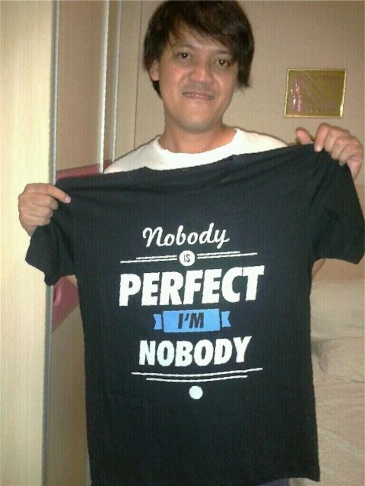 I'm Nobody!  Get this tee at Tees.co.id official store!