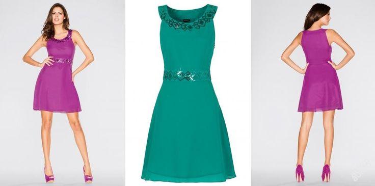 * NOVÉ  ,,BODY FLIRT krásné šaty vel.36/38, 40/42 :: AVENTE  ...móda s nápadem