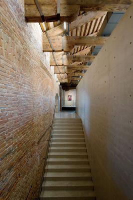 Punta della Dogana Contemporary Art Centre, Tadao Ando Architect & Associates