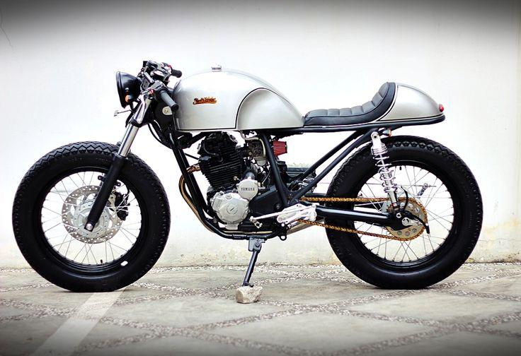YAMAHA SCORPIO 225 by StudioMotor - via Studio Motor
