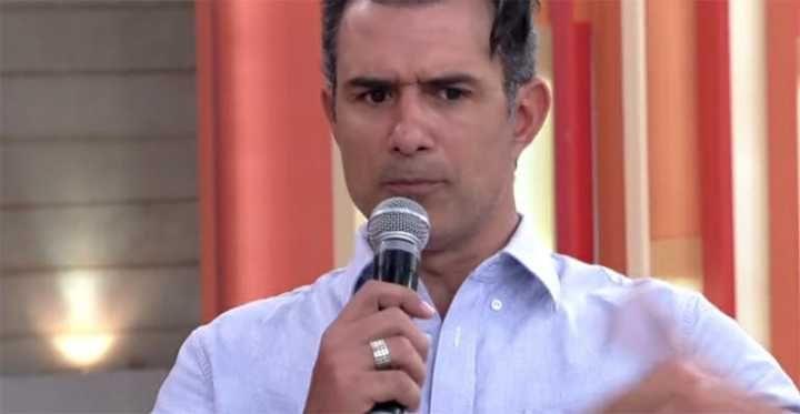 Marcos Pasquim revela no 'Encontro' que sofre de agorafobia