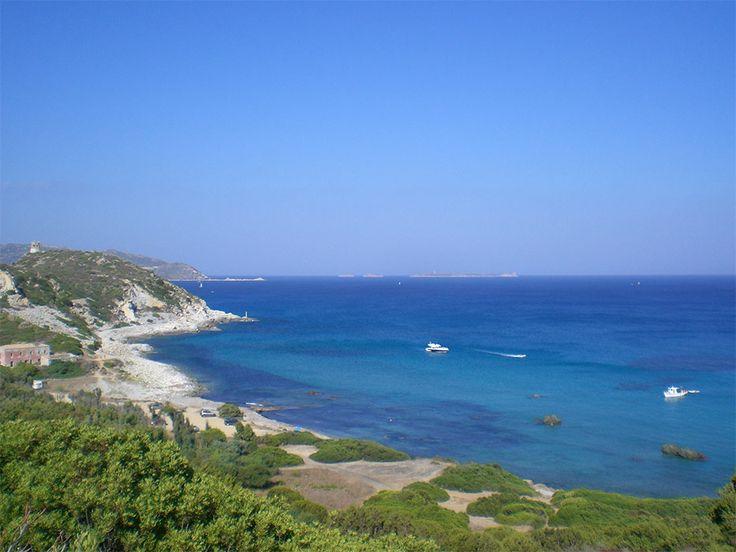 Get lost between the sky and the sea - Cala Caterina Beach, Villasimius, Sardinia