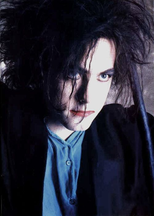 Robert Smith - The Cure As a child I was bullied both at home and school. The cure helped me survive.  This mans music saved my life, I could never thank him enough.
