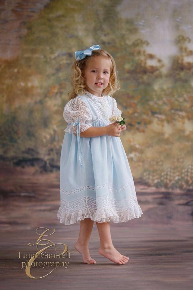 Sweet Little Girl