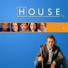 House. I'm a sucker for hospital dramas. Add Hugh Laurie to the mix, and I'm a lost cause.