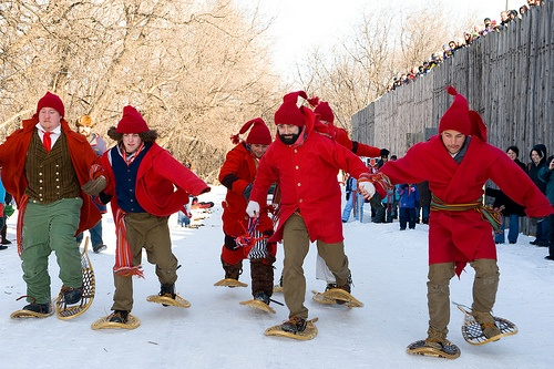 Festival Du Voyageur: Coming Soon to a Snowbank Near You!
