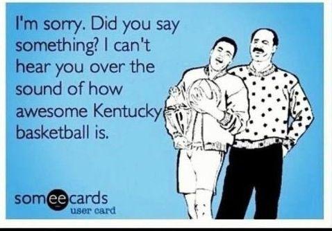 UK Basketball, go big blue! One a Kentucky  girl always a Kentucky girl!