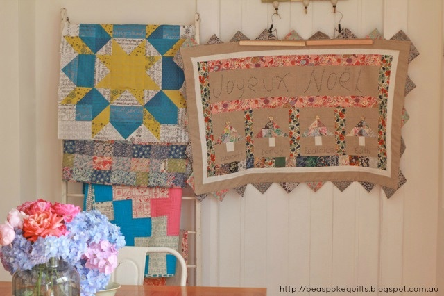 Siobhan Rogers: Sydney Spring time with Linen & Liberty