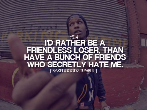 Asap Rocky Quotes Tumblr Pictures