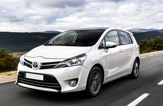 2017 Toyota Verso - Review, Release Date, Price - http://www.autos-arena.com/2017-toyota-verso-review-release-date-price/