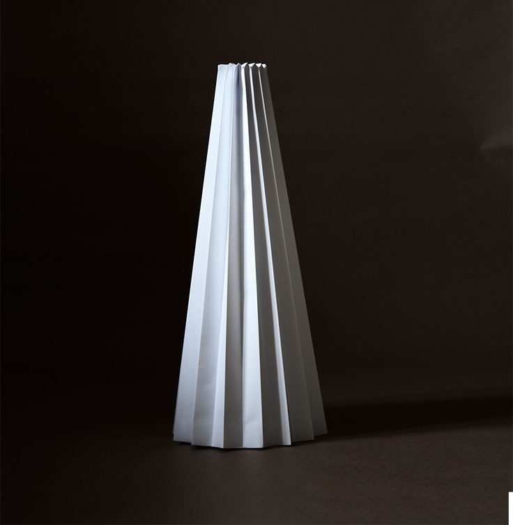 LAMPSHADO - origami lampshade from paper