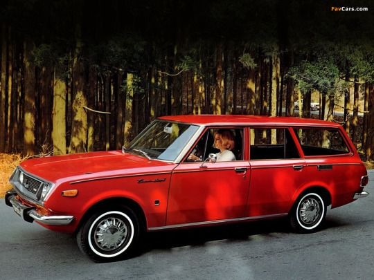 1968 Toyota Corona Mark II Wagon