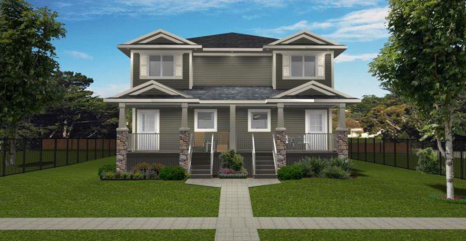243 best duplex apartment plans images on pinterest for 4 plex plans narrow lot