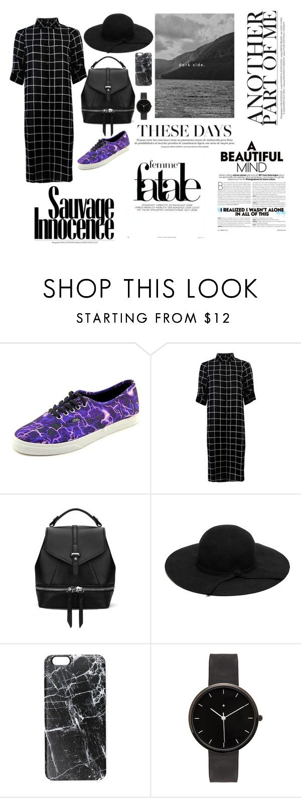 """MODERN GRUNGE"" by barbi2003 on Polyvore featuring Vans, Casetify, I Love Ugly and modern"