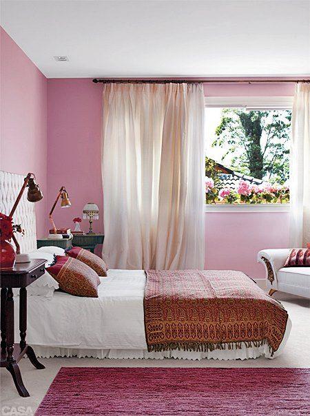 25+ melhores ideias sobre Quartos Rosa Claro no Pinterest  ~ Quarto Rosa Pastel
