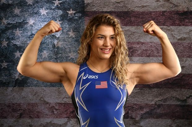 Helen Maroulis • USA Women's Freestyle Wrestling