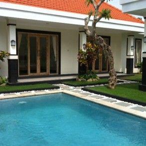Villa Bumbak 3 bedrooms, Umalas Bali. See details on http://www.balilongtermrental.com/villa-bumbak-3-bedroom-umalas/