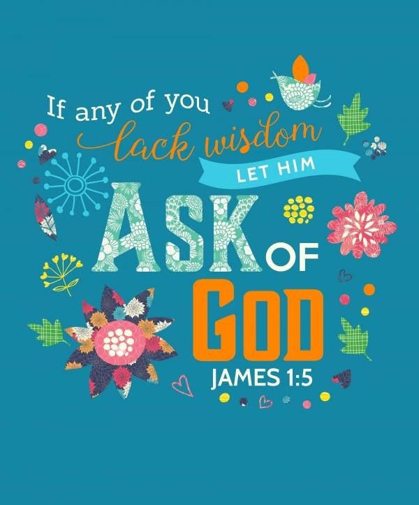 """""""If any of you lack wisdom let him ask of God"""" James 1:5. Your girls will love our modern style quilt featuring the young women's theme for 2017. Have them customize it with you to make it match their"""