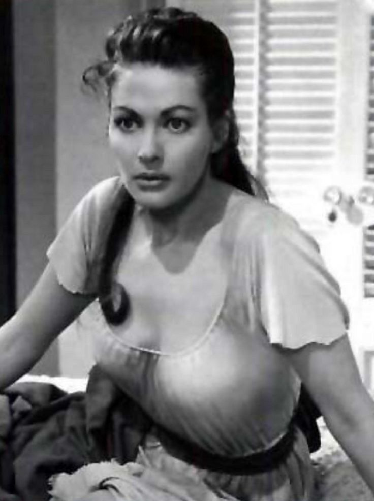 Share Sexy nude yvonne decarlo pictures can